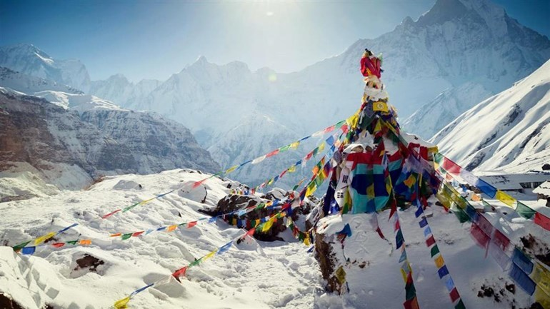 Everest for stroke: 6 months till base camp