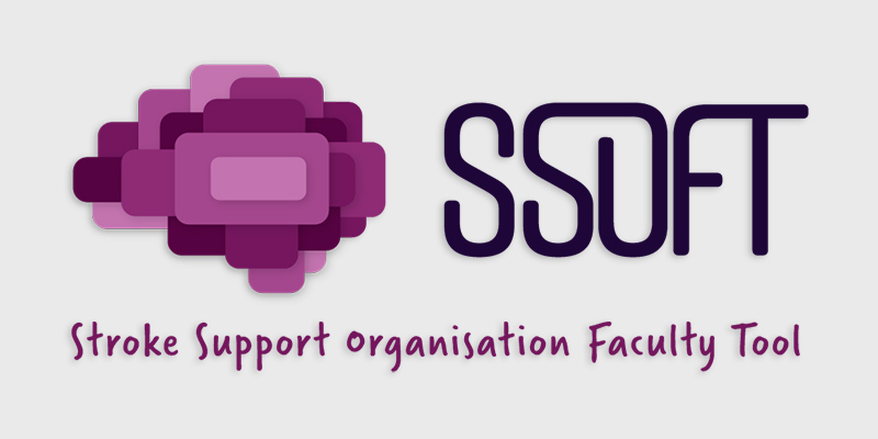 What does the Stroke Support Faculty Tool (SSOFT) mean to me?