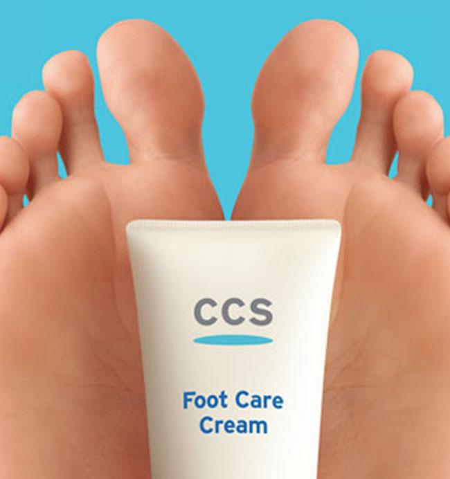 CCS – Professional Footcare