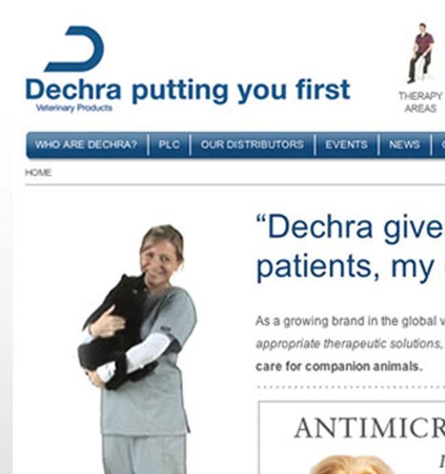 Dechra Veterinary Products – The Dechra Academy