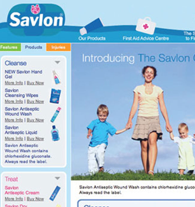 Savlon – First Aid