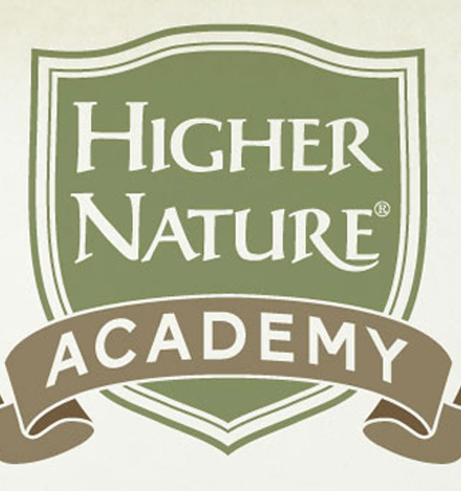 Higher Nature – Nutritional Academy
