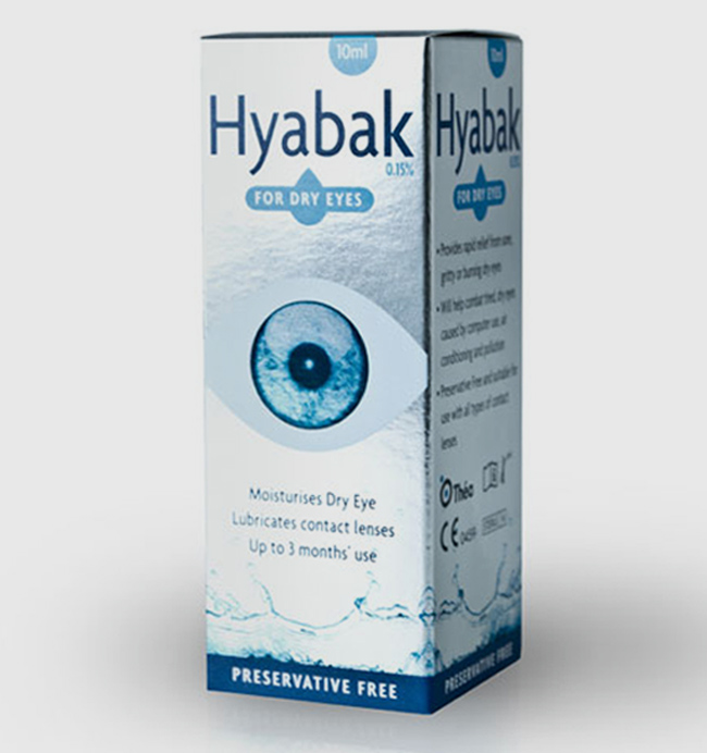 Thea Pharmaceuticals – Hyabak