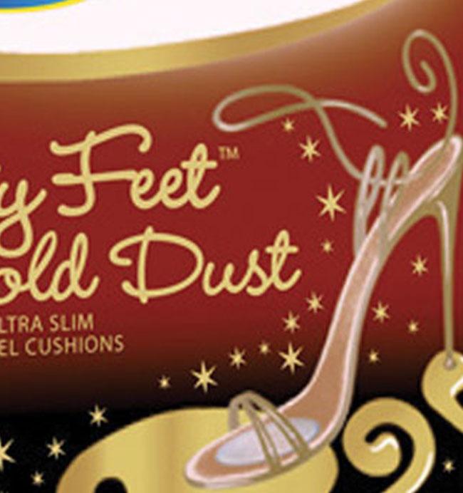 SSL International – Party Feet™
