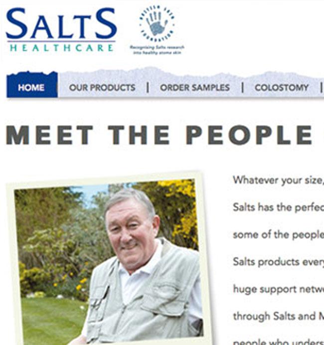 Salts Healthcare – Salts.co.uk